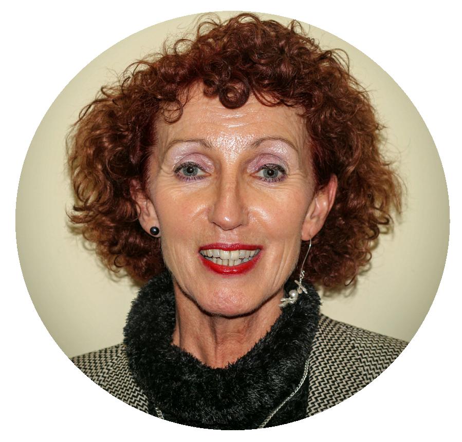 Yvonne Bohane