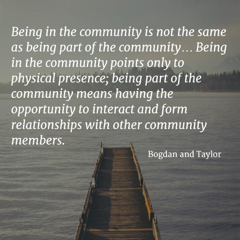 community-quote