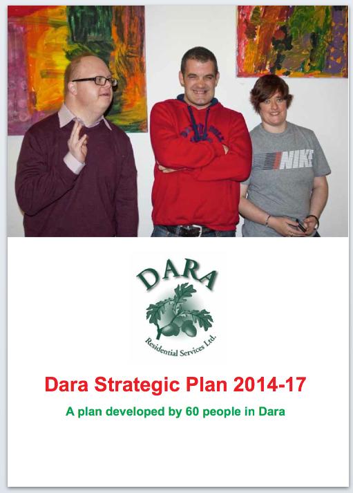 Dara Community Living Strategic Plan 2016-2017